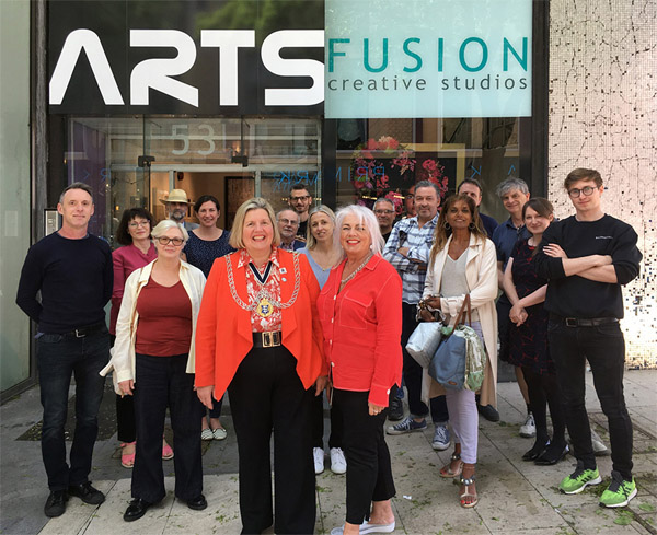 Fusion Arts Studios Kingston Surrey